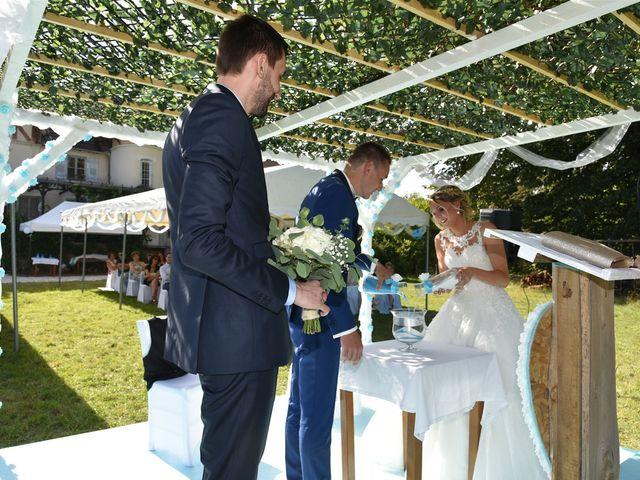 Le mariage de David et Margaux à Noidans-le-Ferroux, Haute-Saône 16