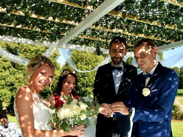 Le mariage de David et Margaux à Noidans-le-Ferroux, Haute-Saône 18