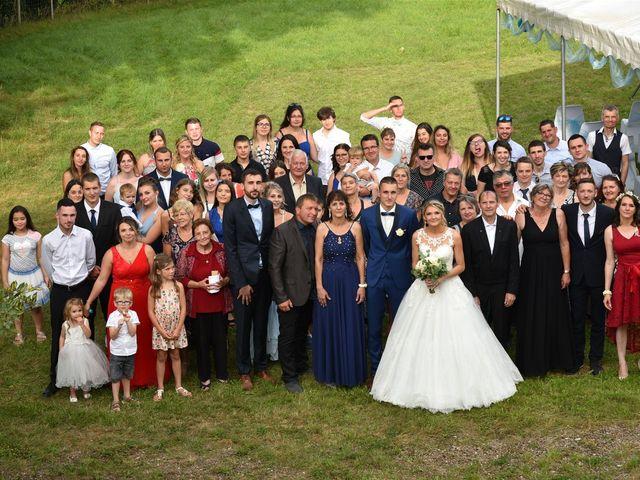 Le mariage de David et Margaux à Noidans-le-Ferroux, Haute-Saône 22