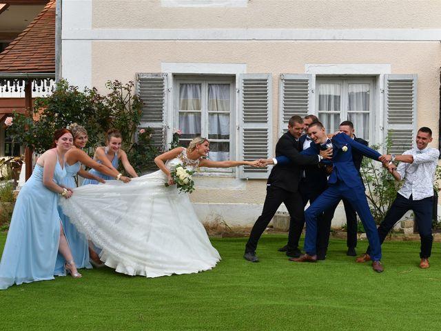 Le mariage de David et Margaux à Noidans-le-Ferroux, Haute-Saône 12