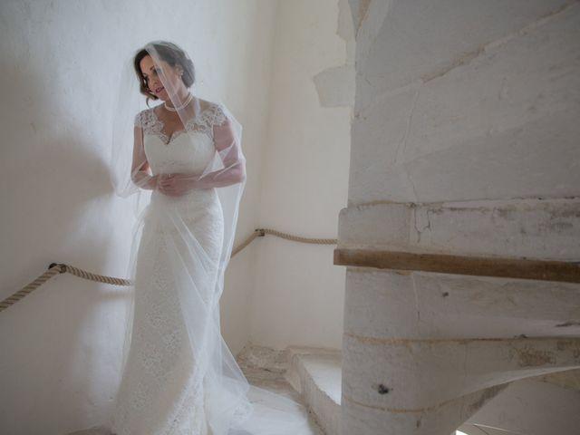 Le mariage de Mark et Natalia à Radepont, Eure 27