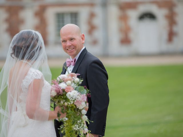 Le mariage de Mark et Natalia à Radepont, Eure 37
