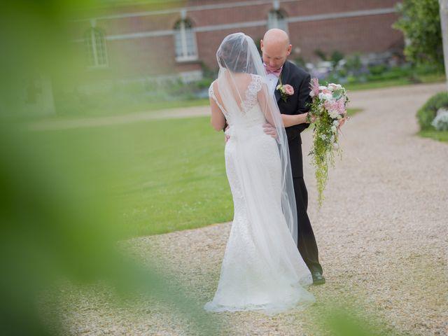 Le mariage de Mark et Natalia à Radepont, Eure 39