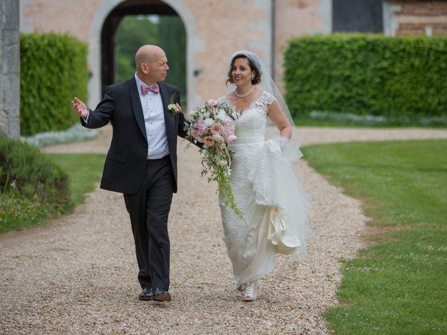 Le mariage de Mark et Natalia à Radepont, Eure 42