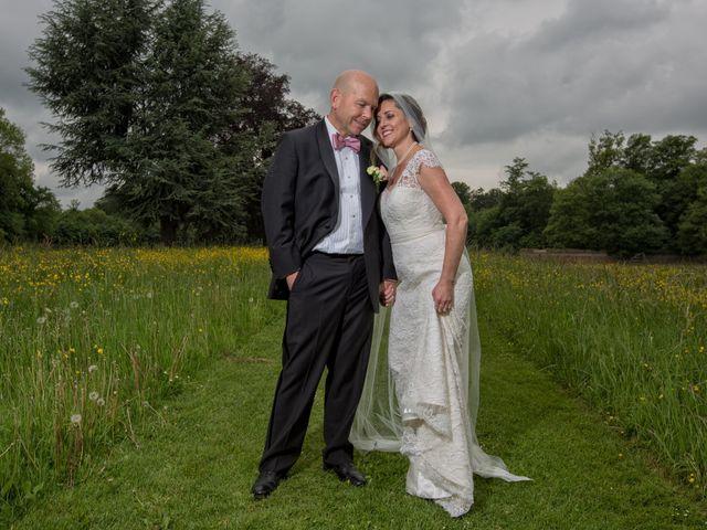 Le mariage de Mark et Natalia à Radepont, Eure 45