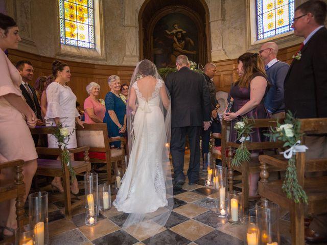 Le mariage de Mark et Natalia à Radepont, Eure 52