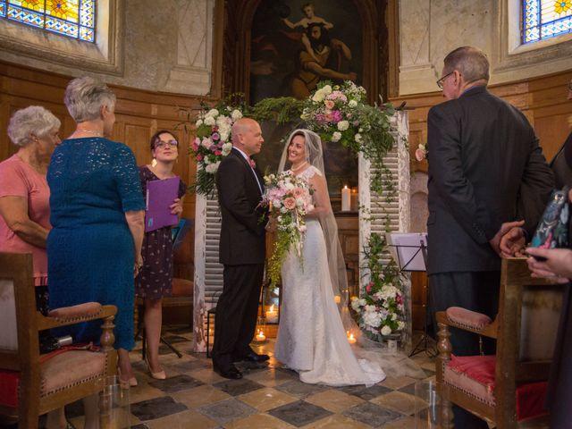 Le mariage de Mark et Natalia à Radepont, Eure 53