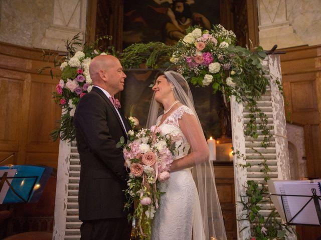 Le mariage de Mark et Natalia à Radepont, Eure 54