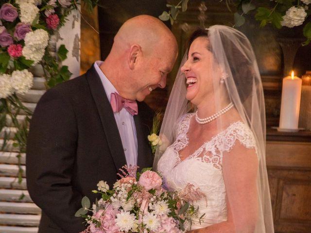 Le mariage de Mark et Natalia à Radepont, Eure 56