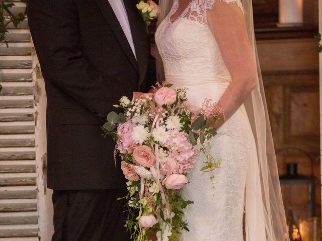 Le mariage de Mark et Natalia à Radepont, Eure 57