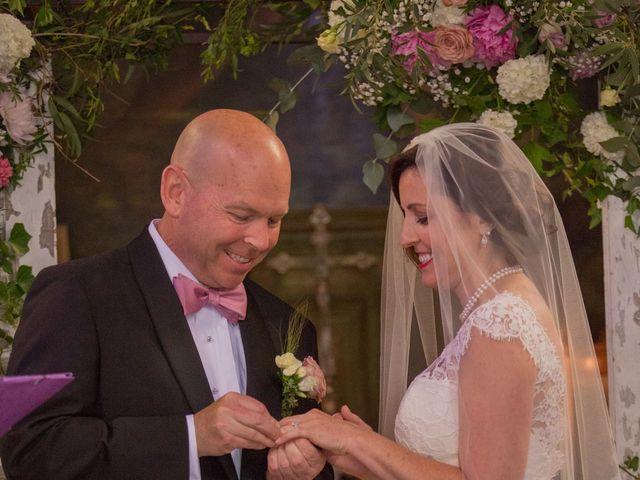 Le mariage de Mark et Natalia à Radepont, Eure 62