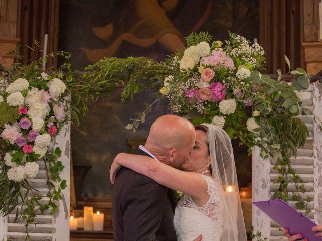 Le mariage de Mark et Natalia à Radepont, Eure 64