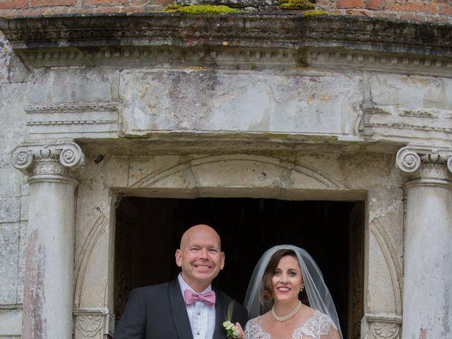 Le mariage de Mark et Natalia à Radepont, Eure 65