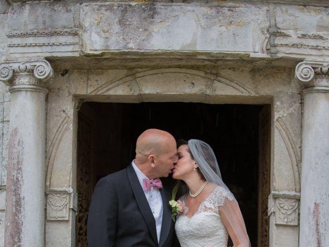 Le mariage de Mark et Natalia à Radepont, Eure 66