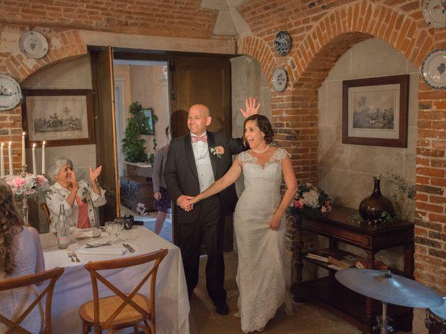 Le mariage de Mark et Natalia à Radepont, Eure 76