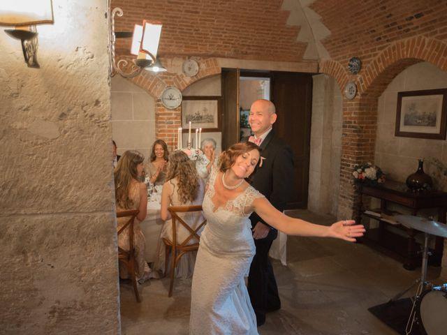 Le mariage de Mark et Natalia à Radepont, Eure 77