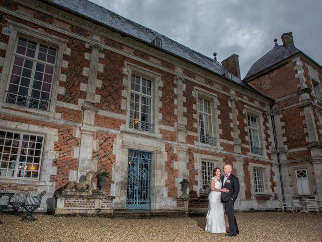 Le mariage de Mark et Natalia à Radepont, Eure 89