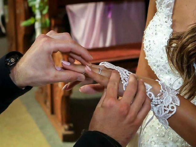 Le mariage de Jeff et Charlotte à Ostheim, Haut Rhin 4