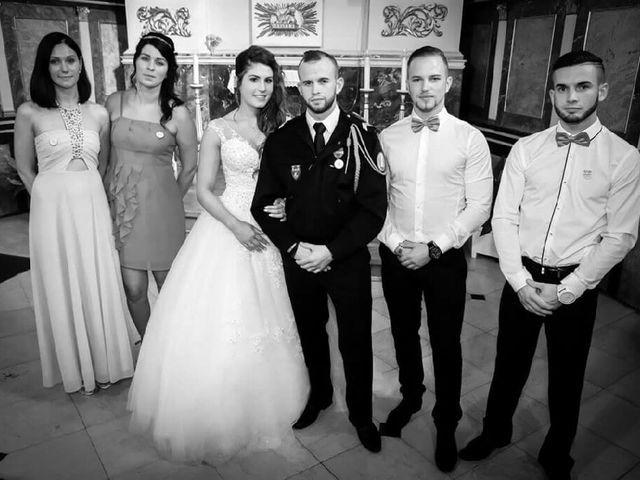 Le mariage de Jeff et Charlotte à Ostheim, Haut Rhin 8