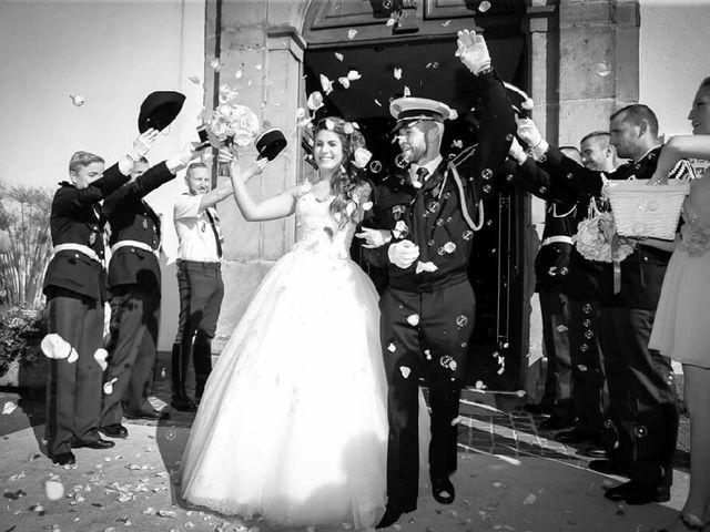 Le mariage de Jeff et Charlotte à Ostheim, Haut Rhin 9