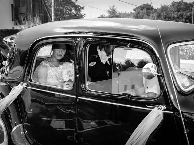 Le mariage de Jeff et Charlotte à Ostheim, Haut Rhin 14