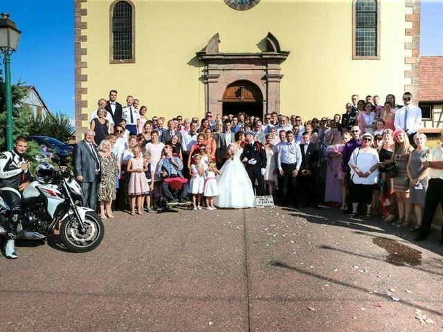 Le mariage de Jeff et Charlotte à Ostheim, Haut Rhin 15