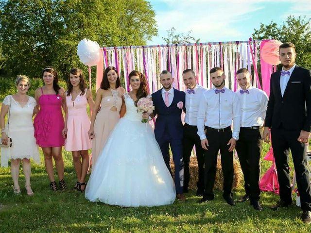 Le mariage de Jeff et Charlotte à Ostheim, Haut Rhin 26