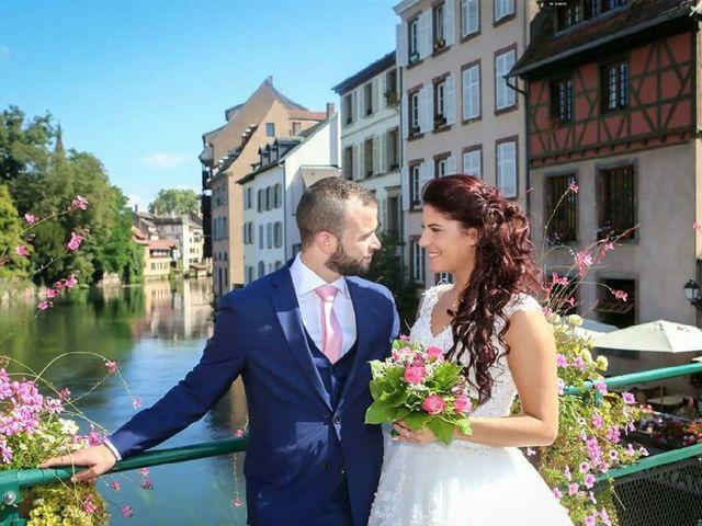 Le mariage de Jeff et Charlotte à Ostheim, Haut Rhin 48