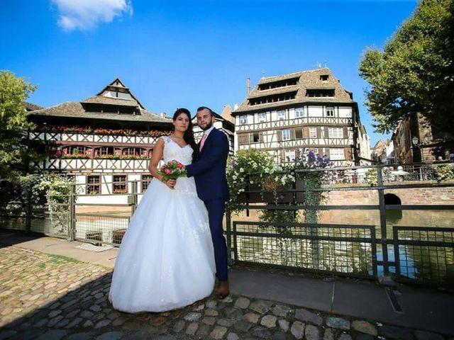 Le mariage de Jeff et Charlotte à Ostheim, Haut Rhin 51