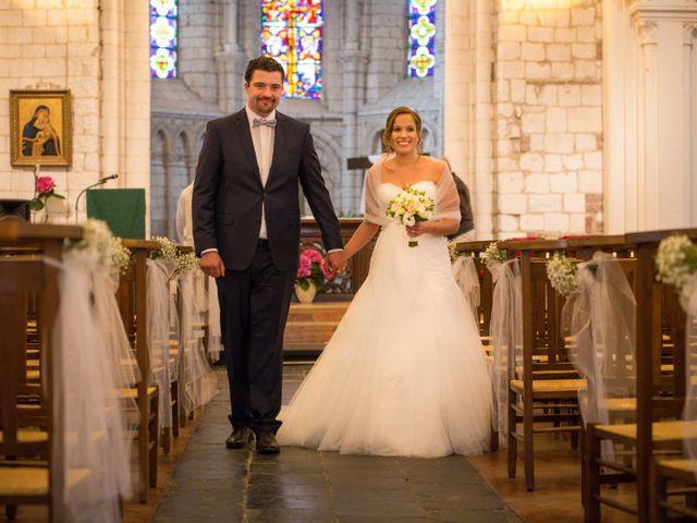 Le mariage de Frédéric et Charlotte à Templemars, Nord 10