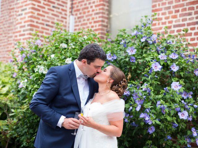 Le mariage de Frédéric et Charlotte à Templemars, Nord 19