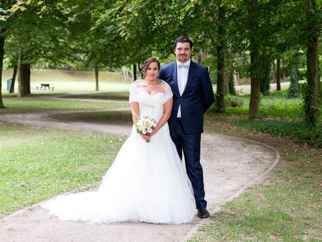 Le mariage de Frédéric et Charlotte à Templemars, Nord 23