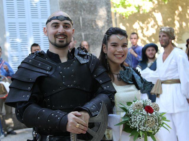 Le mariage de Johanna et Florent à Auriol, Bouches-du-Rhône 3