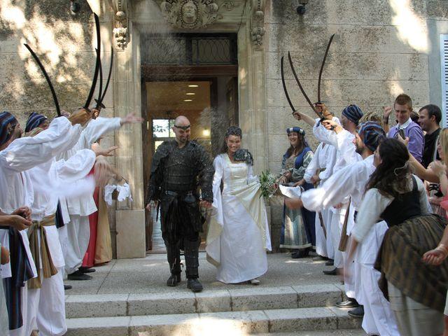 Le mariage de Johanna et Florent à Auriol, Bouches-du-Rhône 4