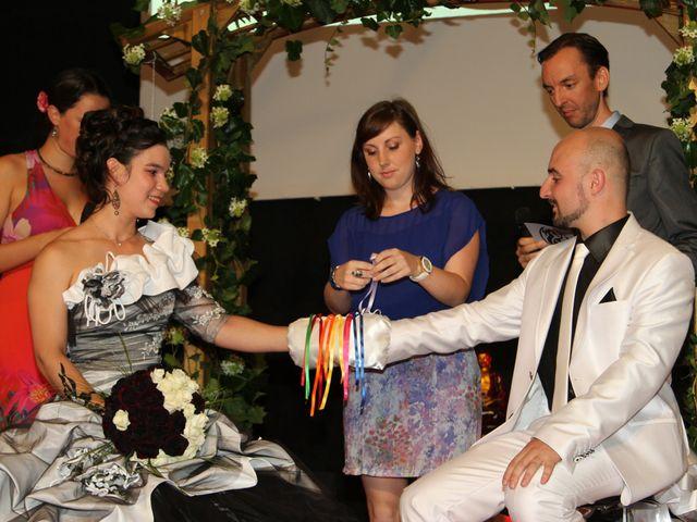 Le mariage de Johanna et Florent à Auriol, Bouches-du-Rhône 9
