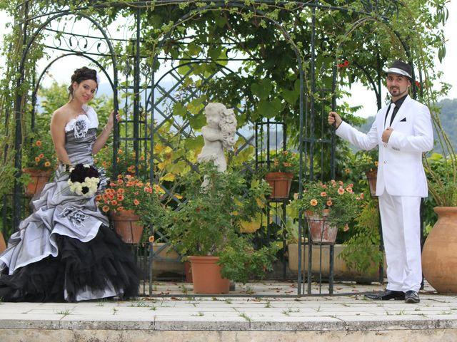 Le mariage de Johanna et Florent à Auriol, Bouches-du-Rhône 13