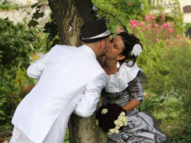 Le mariage de Johanna et Florent à Auriol, Bouches-du-Rhône 15