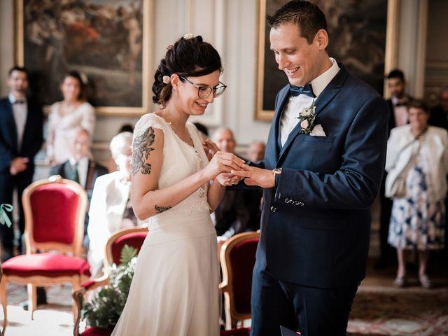 Le mariage de Fabrice et Tania à Metz, Moselle 1