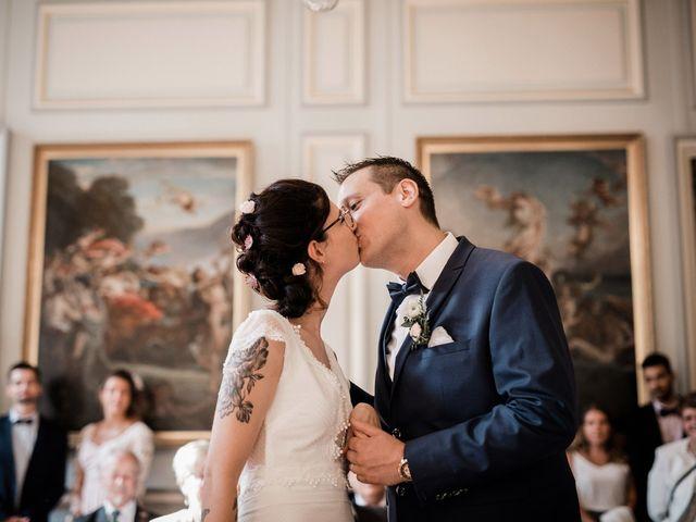 Le mariage de Fabrice et Tania à Metz, Moselle 2
