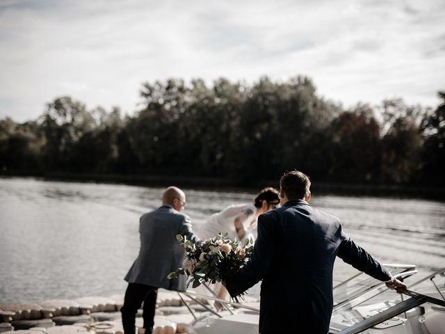 Le mariage de Fabrice et Tania à Metz, Moselle 5
