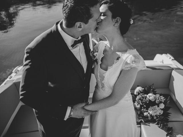 Le mariage de Fabrice et Tania à Metz, Moselle 7