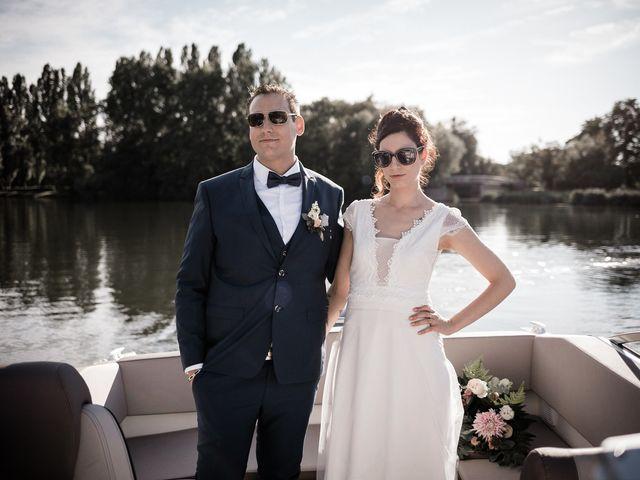 Le mariage de Fabrice et Tania à Metz, Moselle 8