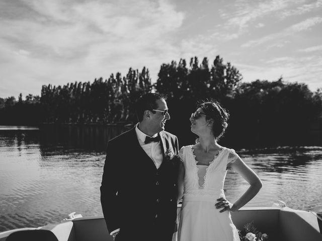 Le mariage de Fabrice et Tania à Metz, Moselle 9