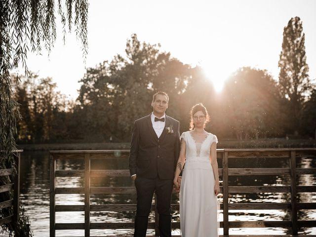 Le mariage de Tania et Fabrice