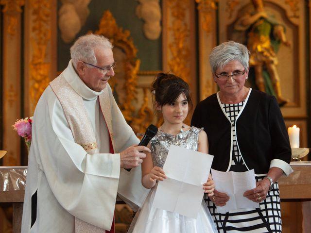 Le mariage de Michel et Angélique à Celles-en-Bassigny, Haute-Marne 2