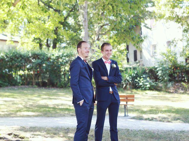 Le mariage de Vincent et Laetitia à La Salvetat-Saint-Gilles, Haute-Garonne 22