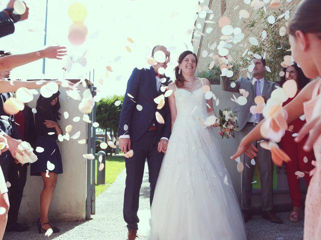 Le mariage de Vincent et Laetitia à La Salvetat-Saint-Gilles, Haute-Garonne 28