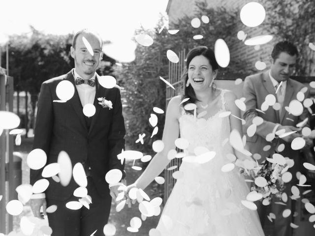 Le mariage de Vincent et Laetitia à La Salvetat-Saint-Gilles, Haute-Garonne 1