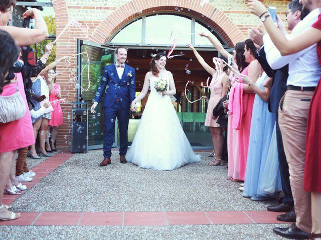 Le mariage de Vincent et Laetitia à La Salvetat-Saint-Gilles, Haute-Garonne 43