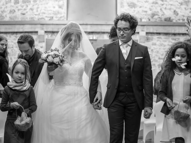 Le mariage de Sylvain et Nadia à Mantes-la-Jolie, Yvelines 78